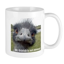 Mr. Ostrich's Awesome Mug!