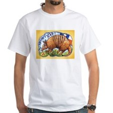 Armadillo Texas Howdy Shirt