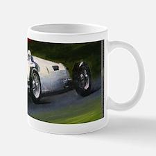 Auto Union Silver Arrow Sports Car Mug