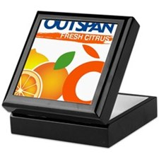 OutspanFreshCitrus Keepsake Box