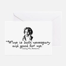 Beethoven II Greeting Cards (Pk of 10)