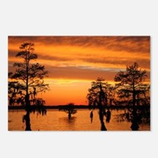 Chowan River Sunset Postcards (Package of 8)