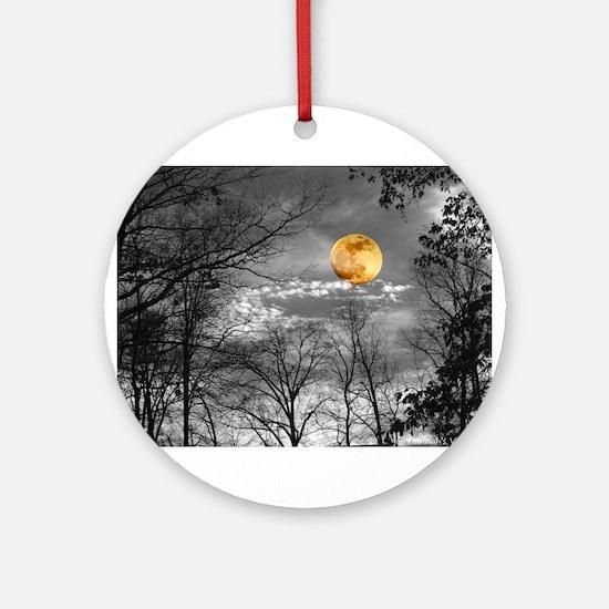 Harvest Moon Ornament (Round)