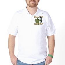 Real Men Bow Hunt T-Shirt