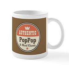 Vintage PopPop Grandpa Small Mug