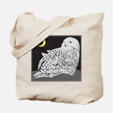 Owl (Front) Tote Bag