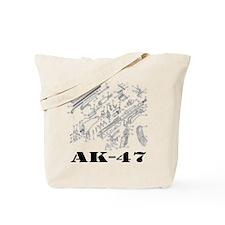 ak_dark.png Tote Bag