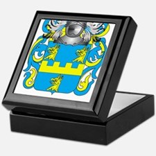 Meister Coat of Arms - Family Crest Keepsake Box
