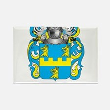Meister Coat of Arms - Family Crest Rectangle Magn