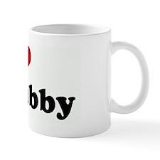 I Love My Bubby Small Mug