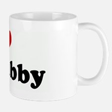 I Love My Bubby Small Small Mug