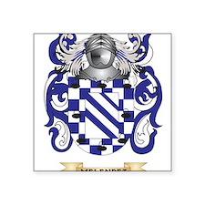 Melendez Coat of Arms - Family Crest Sticker