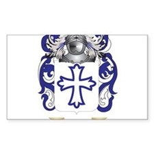 Melton Coat of Arms - Family Crest Decal