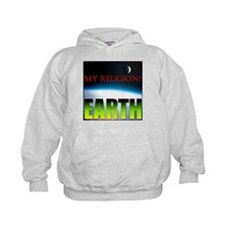 My Religion? Earth. Hoodie