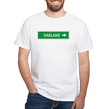 Roadmarker Oakland (CA) Shirt