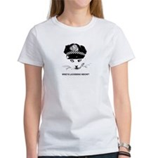 Whos Laughing Meow? T-Shirt