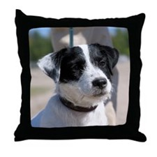 """Jackrussell 2"" Throw Pillow"