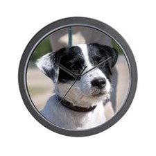 """Jackrussell 2"" Wall Clock"