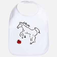 Year of The Horse Bib