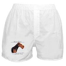 Airedale Best Friend2 Boxer Shorts