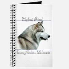 Mal Best Friend2 Journal