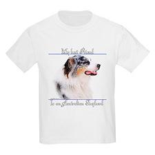 Aussie Best Friend2 Kids T-Shirt