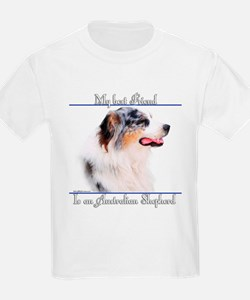 Aussie Best Friend2 Kids T-Shirt