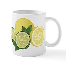Lemons And Limes Mug