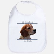 Beagle Best Friend2 Bib