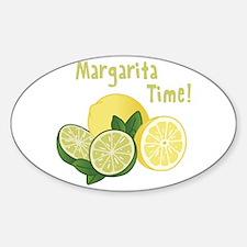 Margarita Time Decal