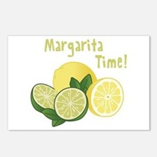 Margarita Time Postcards (Package of 8)