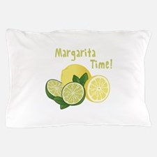Margarita Time Pillow Case