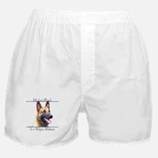 BelgianMal Best Friend2 Boxer Shorts