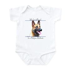 BelgianMal Best Friend2 Infant Bodysuit