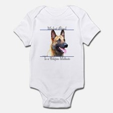 BelgianMal Best Friend2 Infant Bodysuit