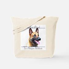 BelgianMal Best Friend2 Tote Bag
