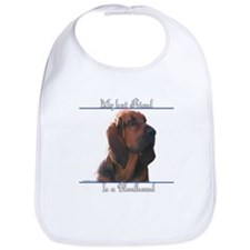 Bloodhound Best Friend2 Bib