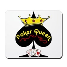 Poker Queen Mousepad