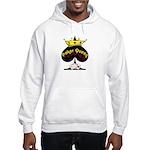 Poker Queen Hooded Sweatshirt