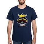 Poker Queen Blue T-Shirt