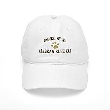 Alaskan Klee Kai: Owned Baseball Cap