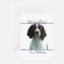 Britt Best Friend2 Greeting Cards (Pk of 10)