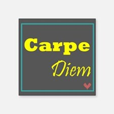 Carpe Diem 1 Sticker