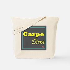 Carpe Diem 1 Tote Bag