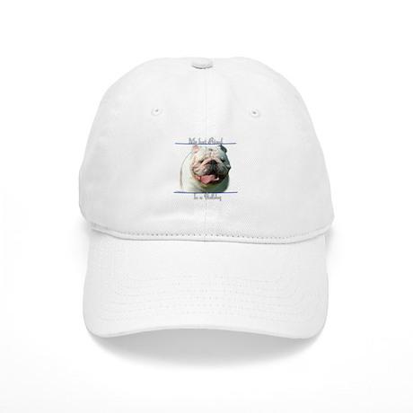 Bulldog Best Friend2 Cap