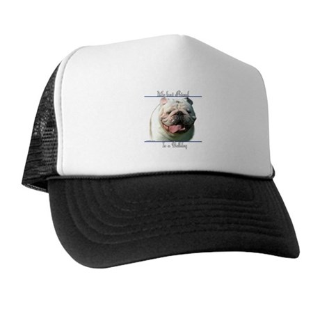 Bulldog Best Friend2 Trucker Hat