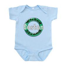 WS Celts Lt Infant Bodysuit