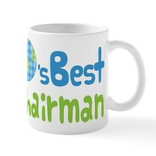 Earths Best Chairman Mug