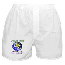 Worship Earth Boxer Shorts