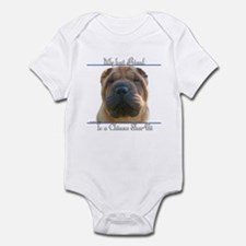 Shar-Pei Best Friend2 Infant Bodysuit